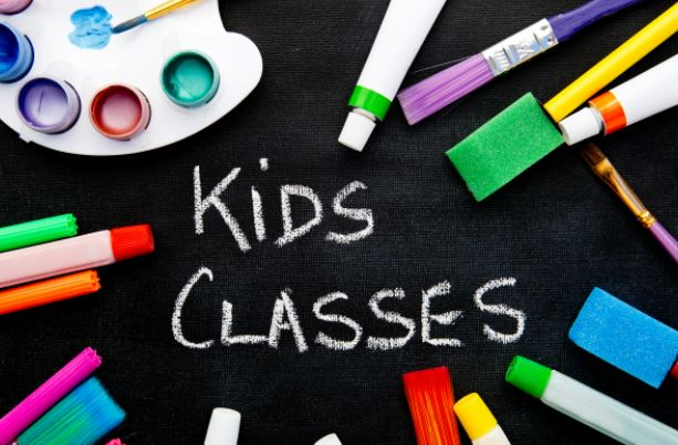 enrichment classes for toddlers and kids